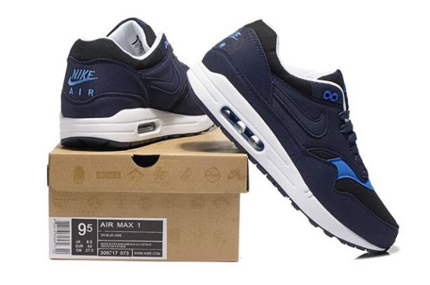 nike air max 1 homme bleu
