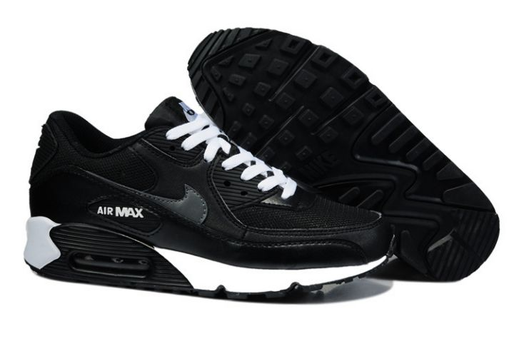 nike air max 90 youth gs chaussures blanc