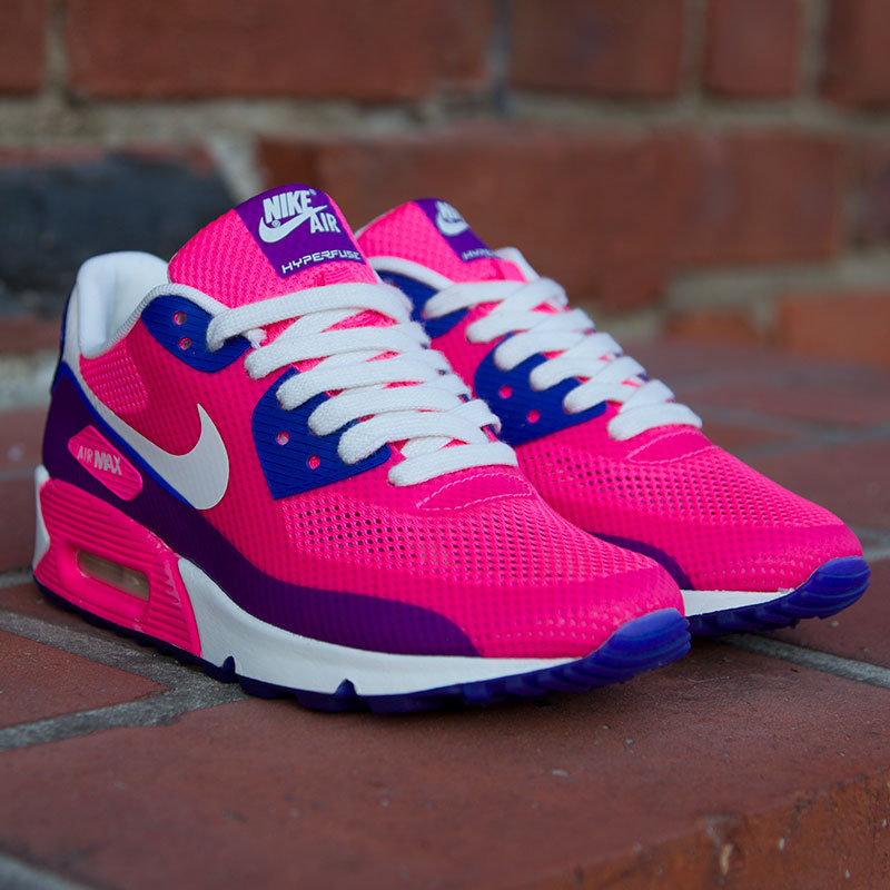 air max fluo rose
