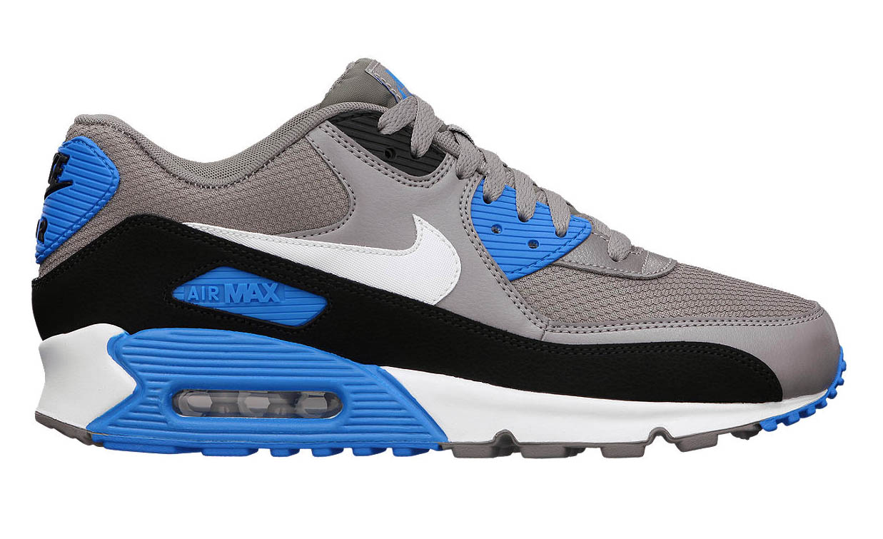nike air max bleu gris chaussure de course nike shox univers hommes. Black Bedroom Furniture Sets. Home Design Ideas