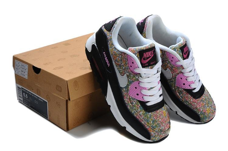 Nike Air Max 90 Pour Femme Fleur