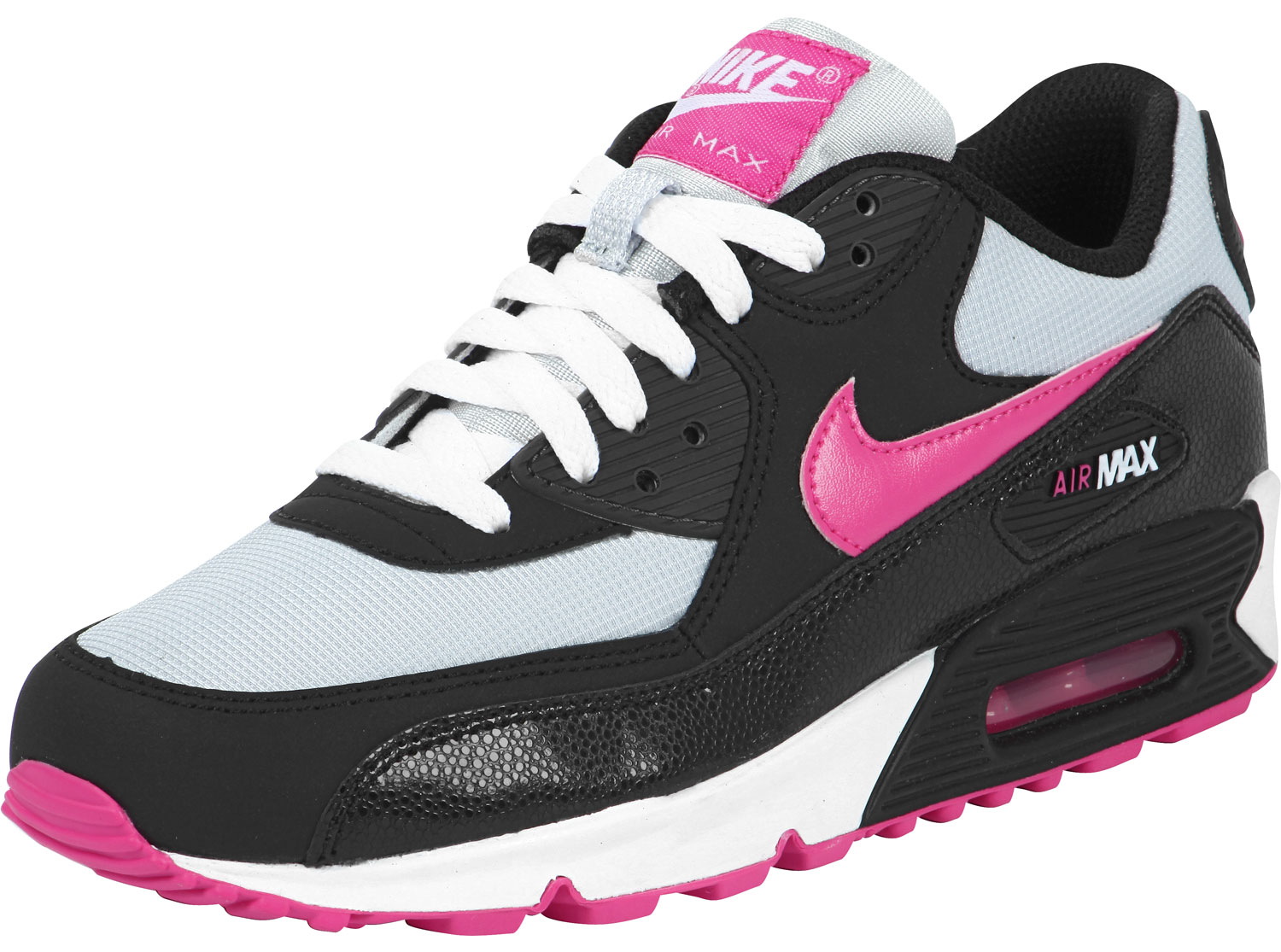 chaussure nike air max fille rose