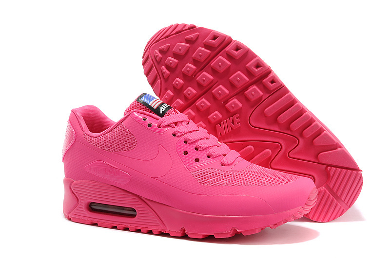 chaussure nike rose fluo
