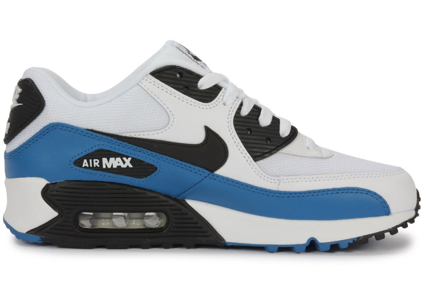 air max 90 blanc bleu