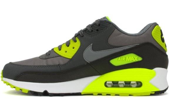 Nike Air Max Grise Et Jaune