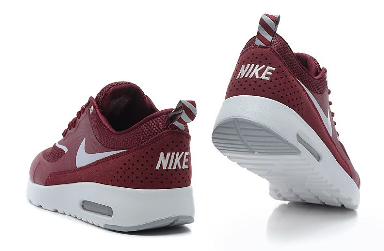 Nike Air Max Thea Pour Homme Rouge