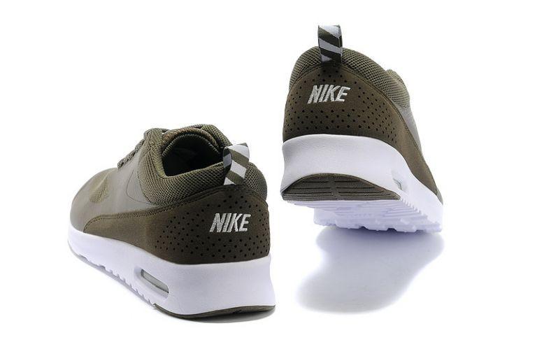 Nike Thea Kaki Femme