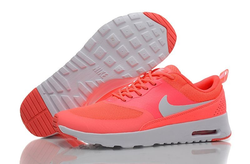 air max thea saumon prix