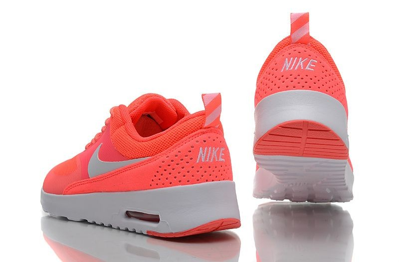 Nike Air Max Thea Baskets Rouge
