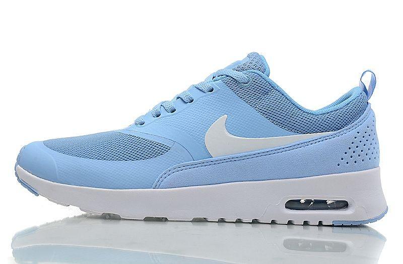 Nike Air Max Thea Femme Bleu Ciel
